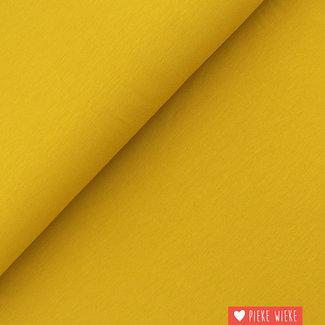 Uni jersey GOTS Mustard