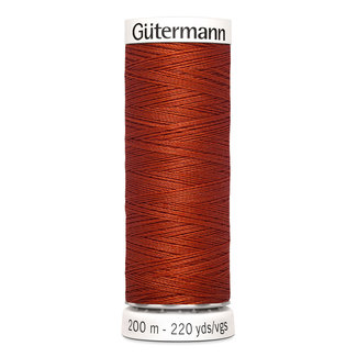 Gütermann All purpose yarn 200m No. 837