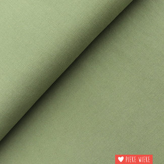 Sorona linen Green