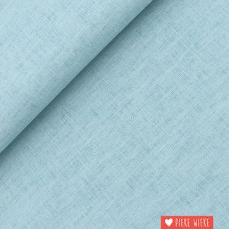 Sorona linnen Licht blauw