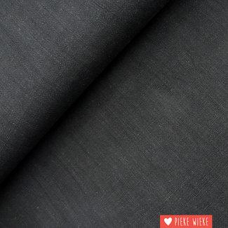 Viscose Linen Black