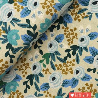 Cotton + Steel Canvas Les fleurs
