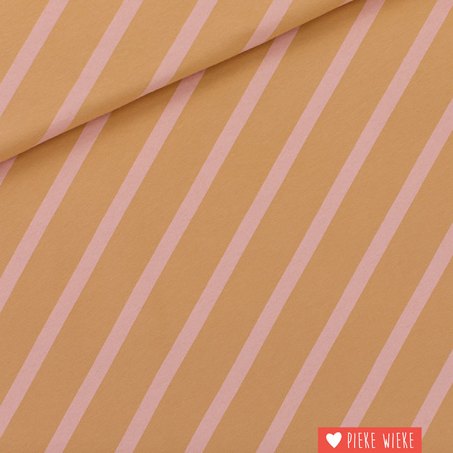 See You at Six French terry Diagonals - XL