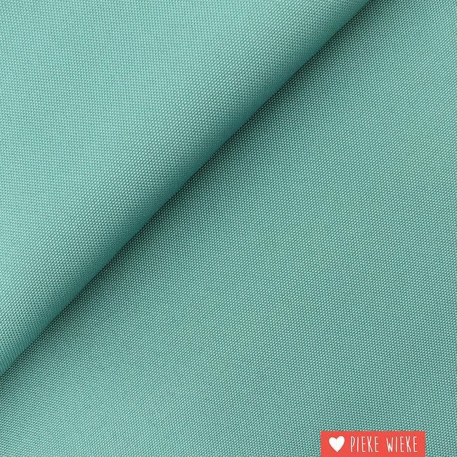 Fine polyester canvas Petrol