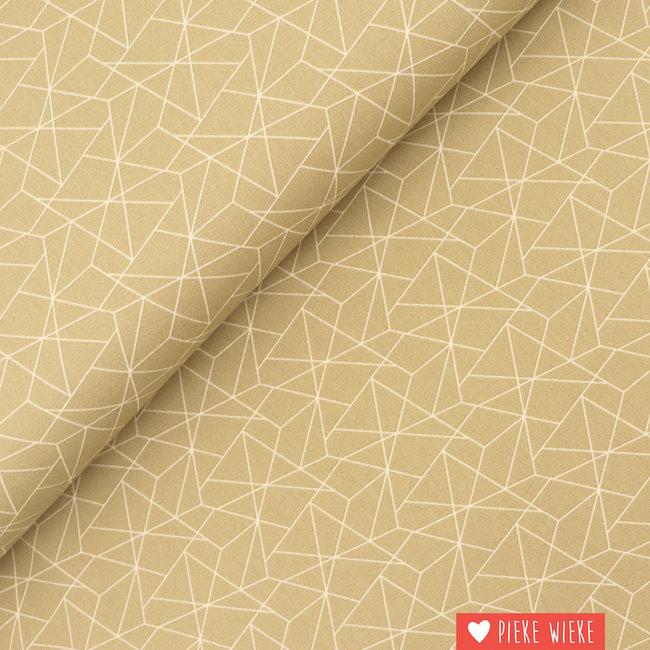 Katoen Geometric Zand
