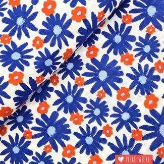 Lily Balou Double gauze Flower Power