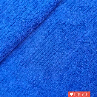 Lily Balou Striped terry Dazzling blue