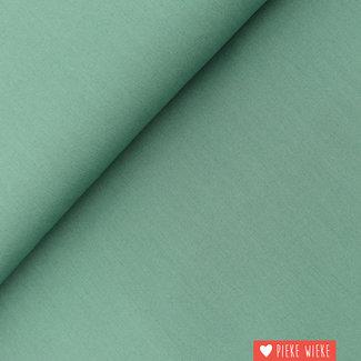 Uni cotton GOTS Dark mint