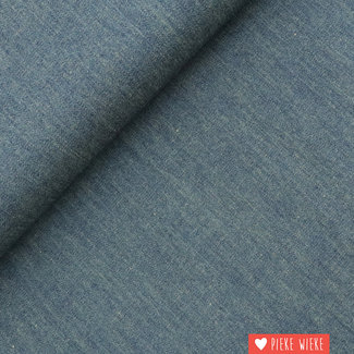 Jeans chambray Navy