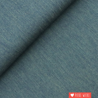 Jeans chambray Green
