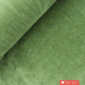 Nicky velvet Olive green