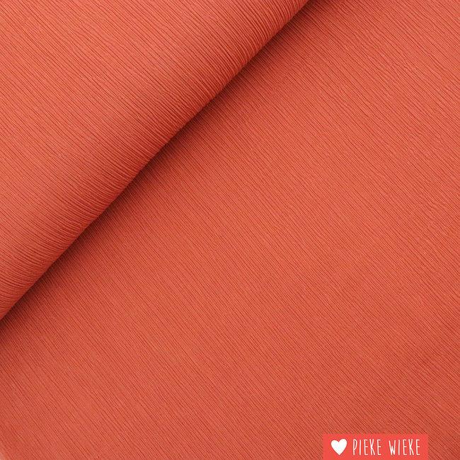 Fibre Mood Structured viscose Rust