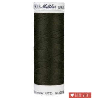 Amann Mettler Seraflex elastic yarn 130m /0554 Holly