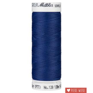 Amann Mettler Seraflex elastic yarn 130m /1303 Royal Blue