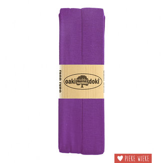 Elasticated tricot Violet