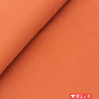 Viscose blend Twill Red Clay