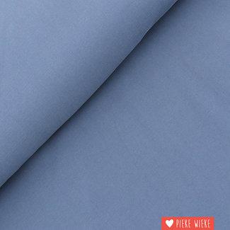 Viscose blend Twill Night Sky Blue