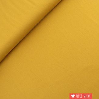 Fibre Mood Bamboo twill Ocher yellow