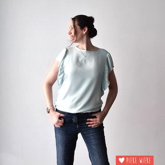 Fibre Mood Inspiration: Fibre Mood Belle top