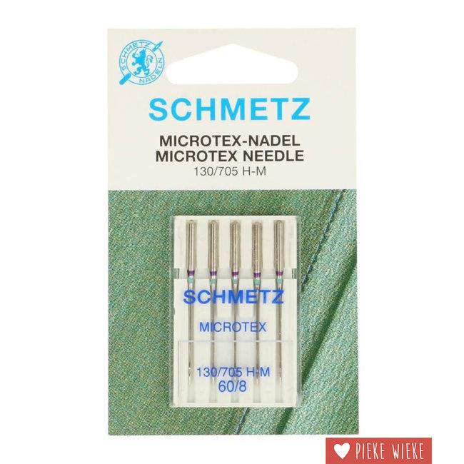Schmetz Machinenaalden microtex 60/8