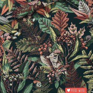 See You at Six Canvas katoen Autumn joy