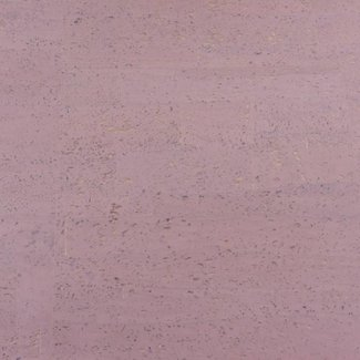 K-Bas Cork fabric Sparkling pink