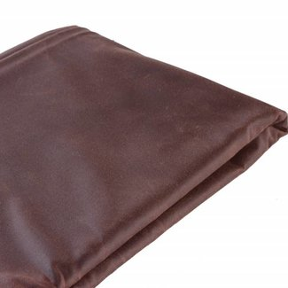 K-Bas Waxed cotton Chestnut brown