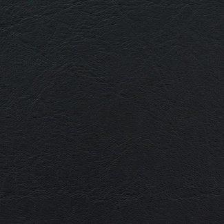 K-Bas Kunstleer Zwart met structuur