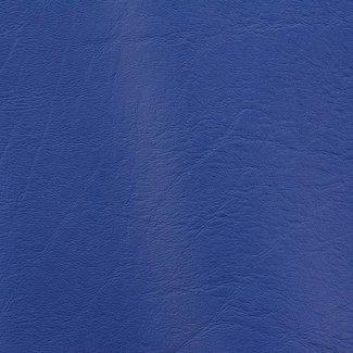 K-Bas Kunstleer Koningsblauw met structuur