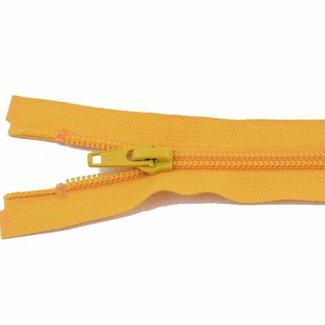 YKK Coil zipper 65cm Warm yellow