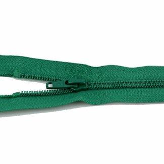 YKK Coil zipper 65cm Grass green