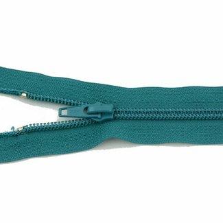 YKK Coil zipper 45cm Teal