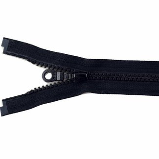 YKK Bloktandrits 45cm Zwart