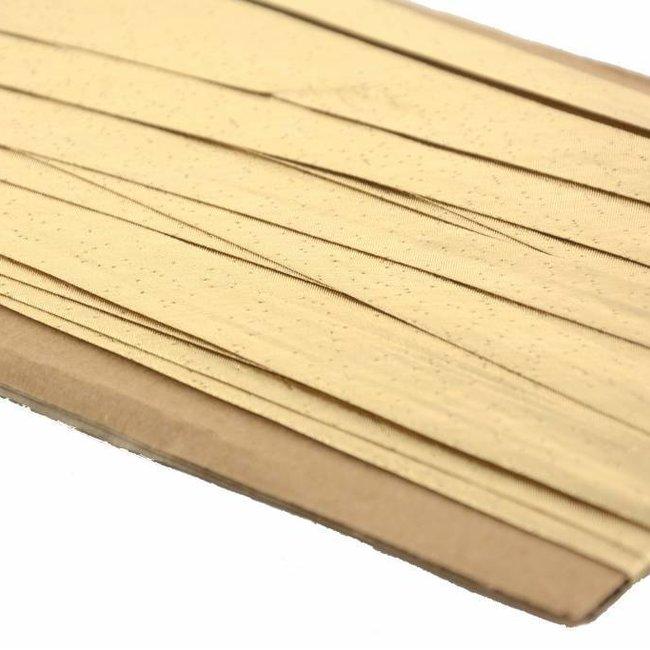 K-Bas Bias tape lurex Light gold