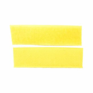 K-Bas Hook and loop tape 25mm Lemon