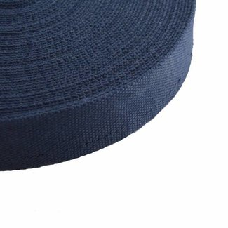 Webbing Dark blue 25mm