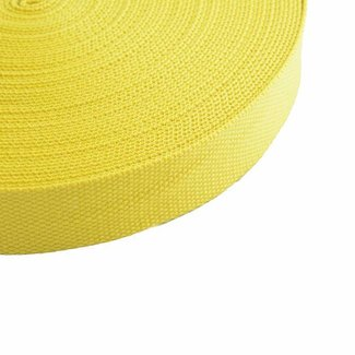Webbing Lemon 25mm