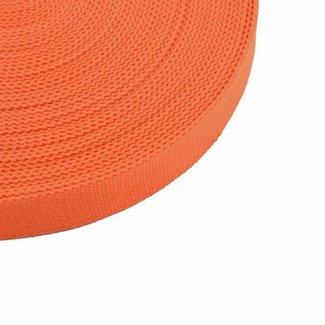 Tassenband Helder Oranje 32mm