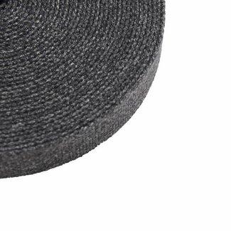 Tassenband Donkergrijs Jeanslook 30mm