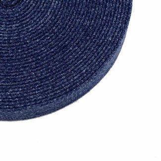 Tassenband Blauw Jeanslook 30mm