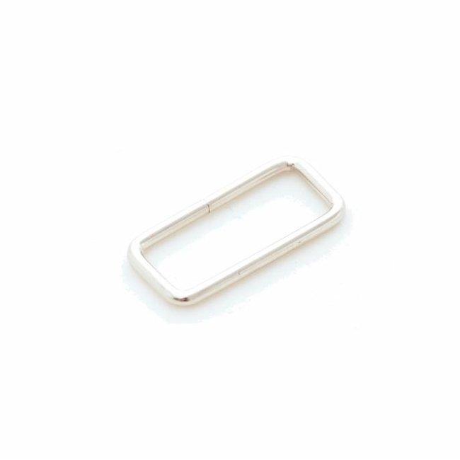 Rectangular ring Nickel 32mm