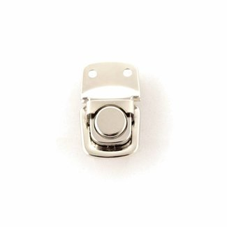 Tuck lock with rounded presser Nickel
