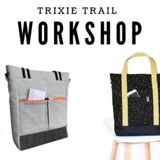 K-Bas Workshop Trixie Trail 5/5/2019