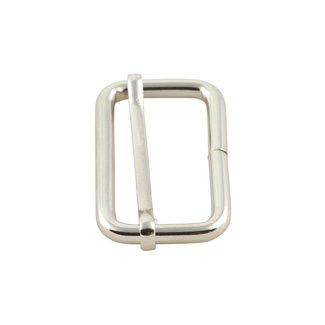 K-Bas Adjustable slider Nickel 38mm heavy