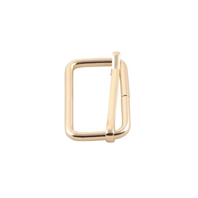 K-Bas Adjustable slider Light Gold 32mm