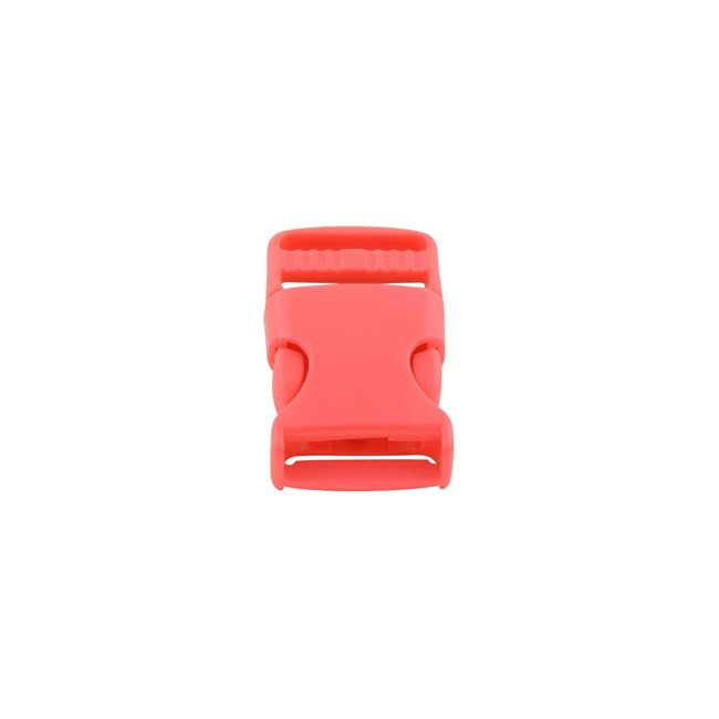 K-Bas Side release buckle Coral 25mm