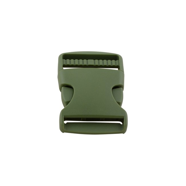 K-Bas Side release buckle Army green 38mm