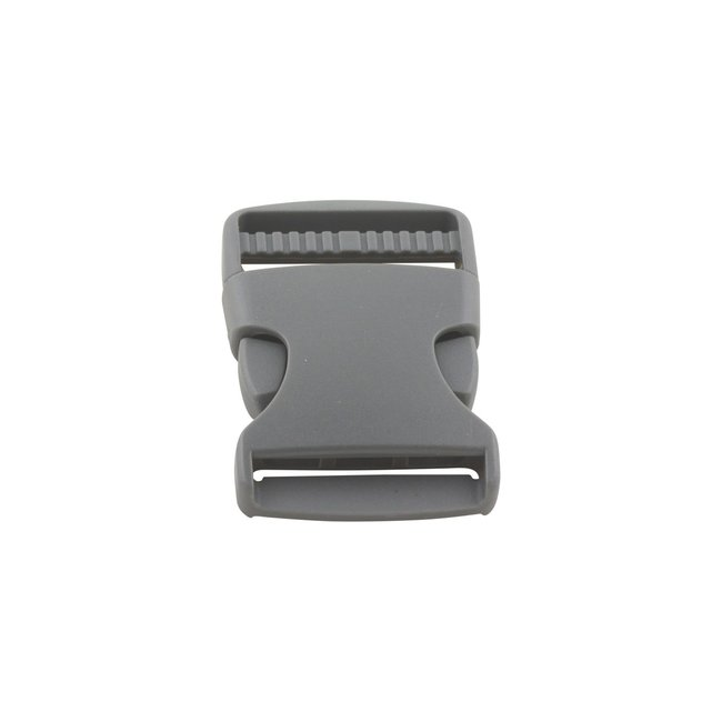 K-Bas Side release buckle Dark Grey 38mm