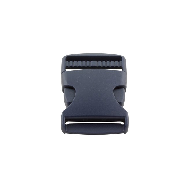 K-Bas Side release buckle Dark blue 38mm
