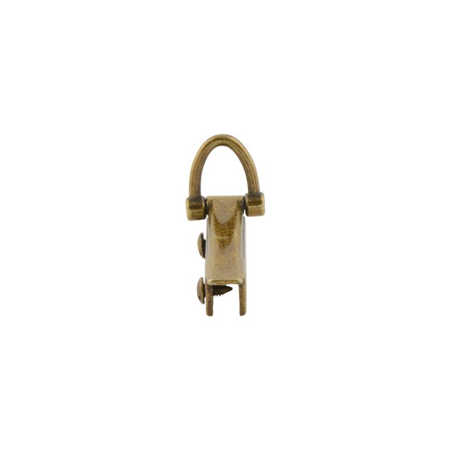K-Bas Bag clamp horse shoe Anti-brass